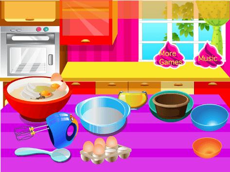 Chocolate Cake Cooking pc screenshot 1