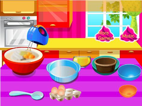 Chocolate Cake Cooking pc screenshot 2