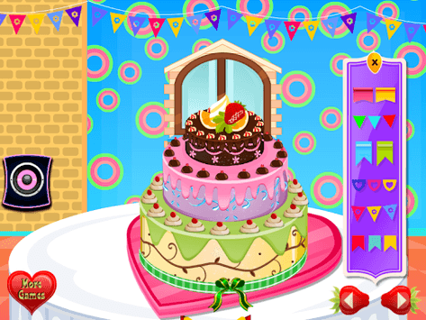 Delicious Cake Decoration pc screenshot 1