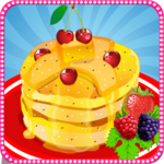 Pumpkin Pancakes Cooking Games icon