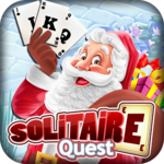 Christmas Solitaire: Santa's Winter Wonderland icon