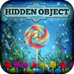 Hidden Object - Candy World icon