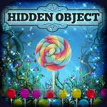 Hidden Object - Candy World for pc logo