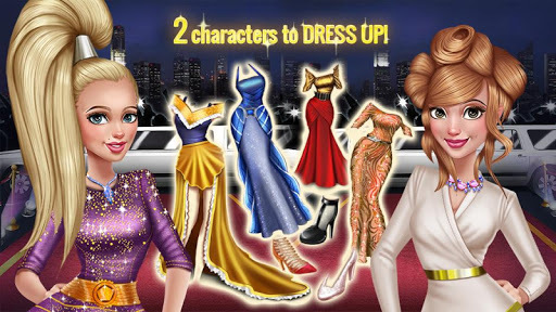 Dress up Game: Dolly Oscars pc screenshot 2