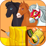 Horse Grooming Salon icon