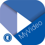 MyVideo for pc logo