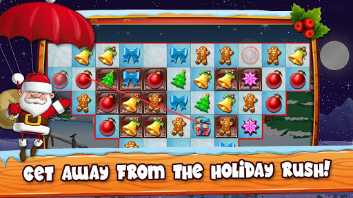 Christmas Crush Holiday Swapper Candy Match 3 Game pc screenshot 1