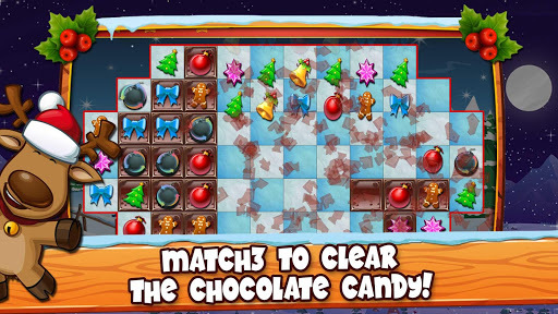Christmas Crush Holiday Swapper Candy Match 3 Game pc screenshot 2
