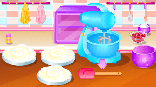 cooking games cake berries pc screenshot 1