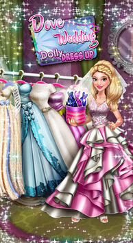 Dress up: Dove Wedding Bride pc screenshot 1
