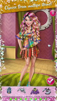 Dress up Game: Dolly Hipsters pc screenshot 1