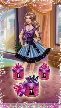 Dress up Game: Sery Runway pc screenshot 1