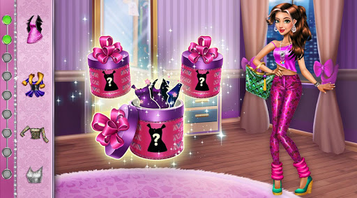Tris Fashionista Dress up Game pc screenshot 1