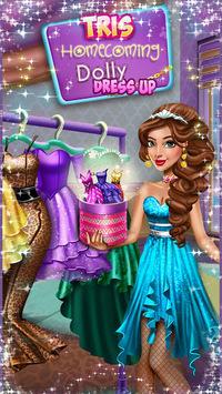 Dress up Game: Tris Homecoming pc screenshot 1