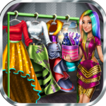 Dress up Game: Tris Runway icon