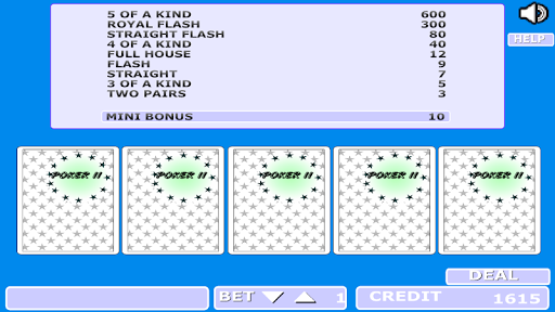 American Classic Poker pc screenshot 1