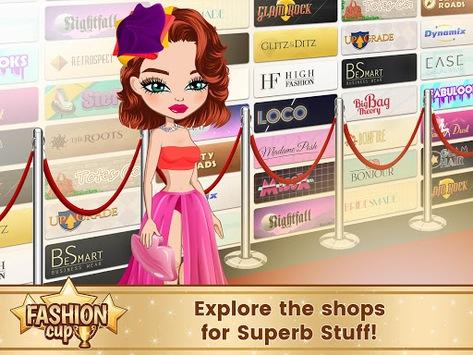 Fashion Cup - Dress up & Duel pc screenshot 1