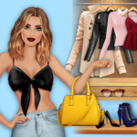 International Fashion Stylist: Model Design Studio for pc logo