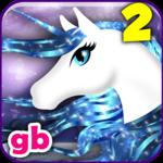 Rainbow Unicorn Makeover icon