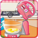 Cake Maker : Cooking Games for pc logo