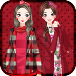 Fashion Girls - Dress Up Game for pc logo