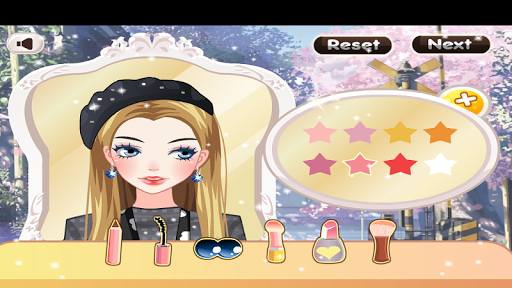 Fashion Girls - Dress Up Game pc screenshot 1