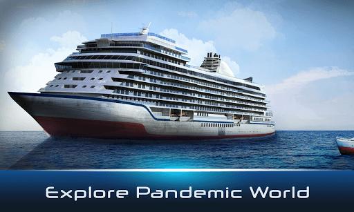 Escape Room Hidden Mystery - Pandemic Warrior PC screenshot 2