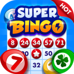 Super Bingo HD™: Free Bingo Game – Live Bingo icon
