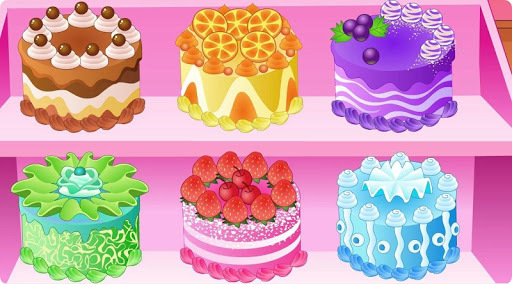 Cake Cooking Challenge Games pc screenshot 1
