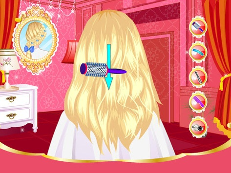 Perfect Braid Hairdresser Pro pc screenshot 1
