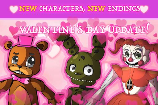 Five Tries At Love Dating Sim pc screenshot 1