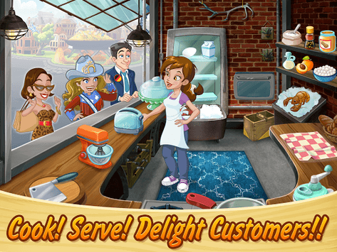 Kitchen Scramble: Cooking Game pc screenshot 2
