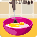 Cake Girls Games Cooking Games icon