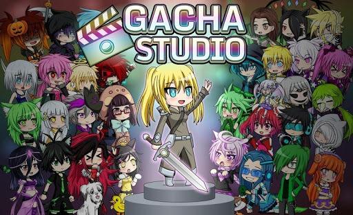 Gacha Studio (Anime Dress Up) pc screenshot 1