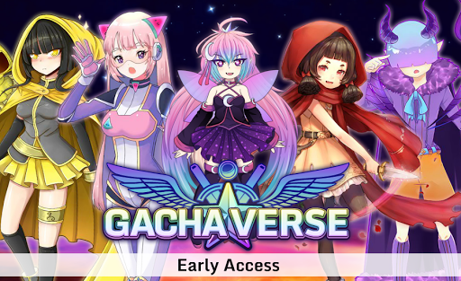 Gachaverse (RPG & Anime Dress Up) pc screenshot 1