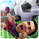 Y8 Football League Sports Game for pc logo