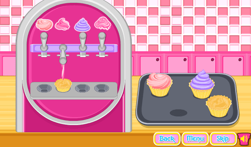Cooking Ice Cream Cone Cupcake pc screenshot 2