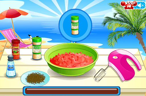 Mini Burgers, Cooking Games pc screenshot 1