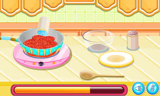 Yummy Pizza, Cooking Game pc screenshot 1