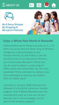 BonusLink –Lifestyle & Loyalty pc screenshot 2