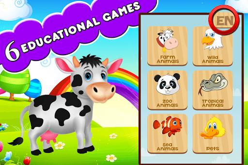 Farm Animals For Toddler pc screenshot 1
