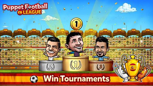 Puppet Football Spain CCG / TCG ⚽ pc screenshot 1