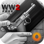 Weaphones™ WW2: Gun Sim Free icon