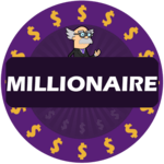 Almost Millionaire for pc logo