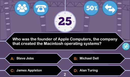 Almost Millionaire pc screenshot 1