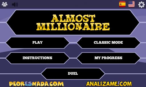 Almost Millionaire pc screenshot 2