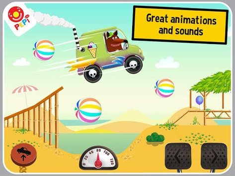 Pepi Garage — Create & Ride pc screenshot 1
