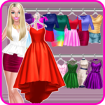 Fashion Doll Dress Up icon