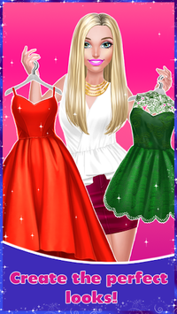 Fashion Doll Dress Up pc screenshot 1