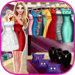 Mall Girl Dress Up Game for pc logo